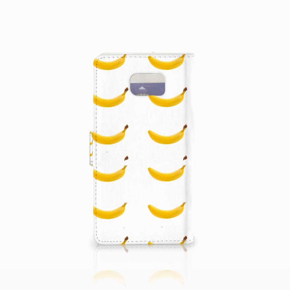 Samsung Galaxy Note 5 Book Cover Banana