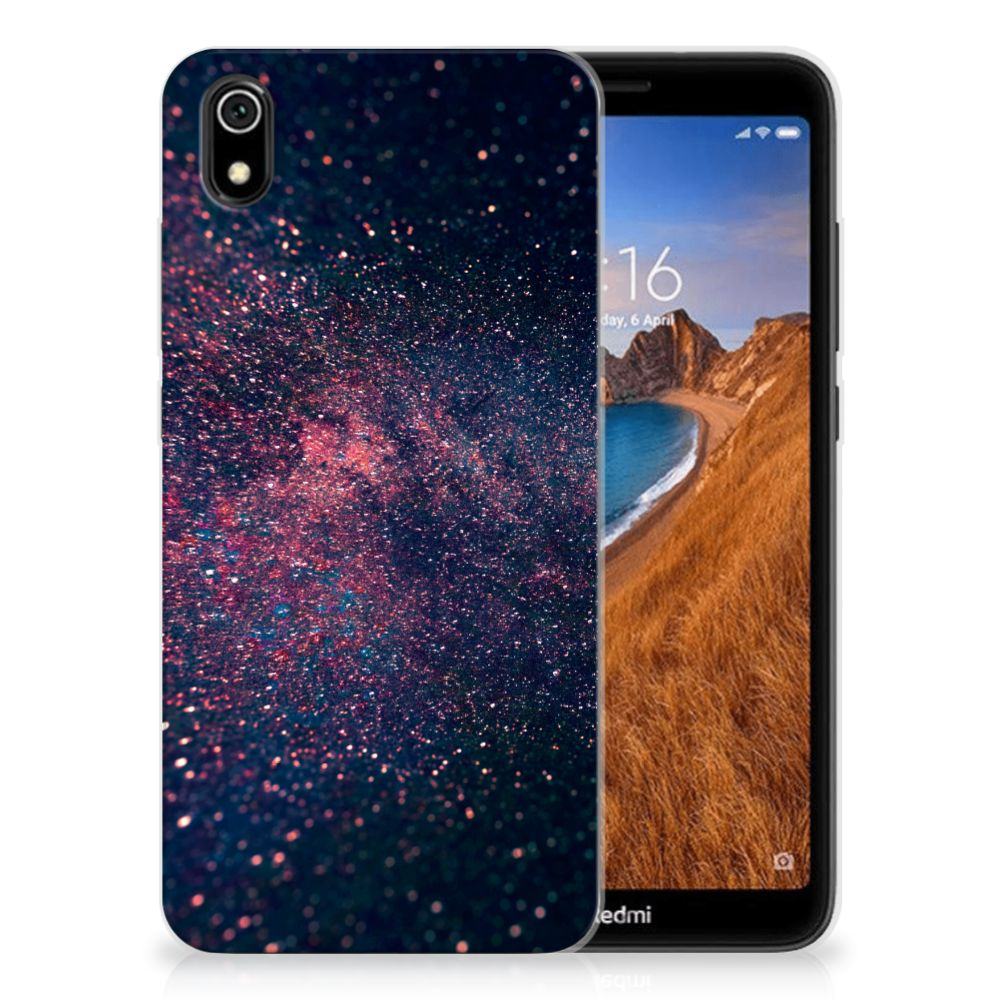 Xiaomi Redmi 7A TPU Hoesje Stars