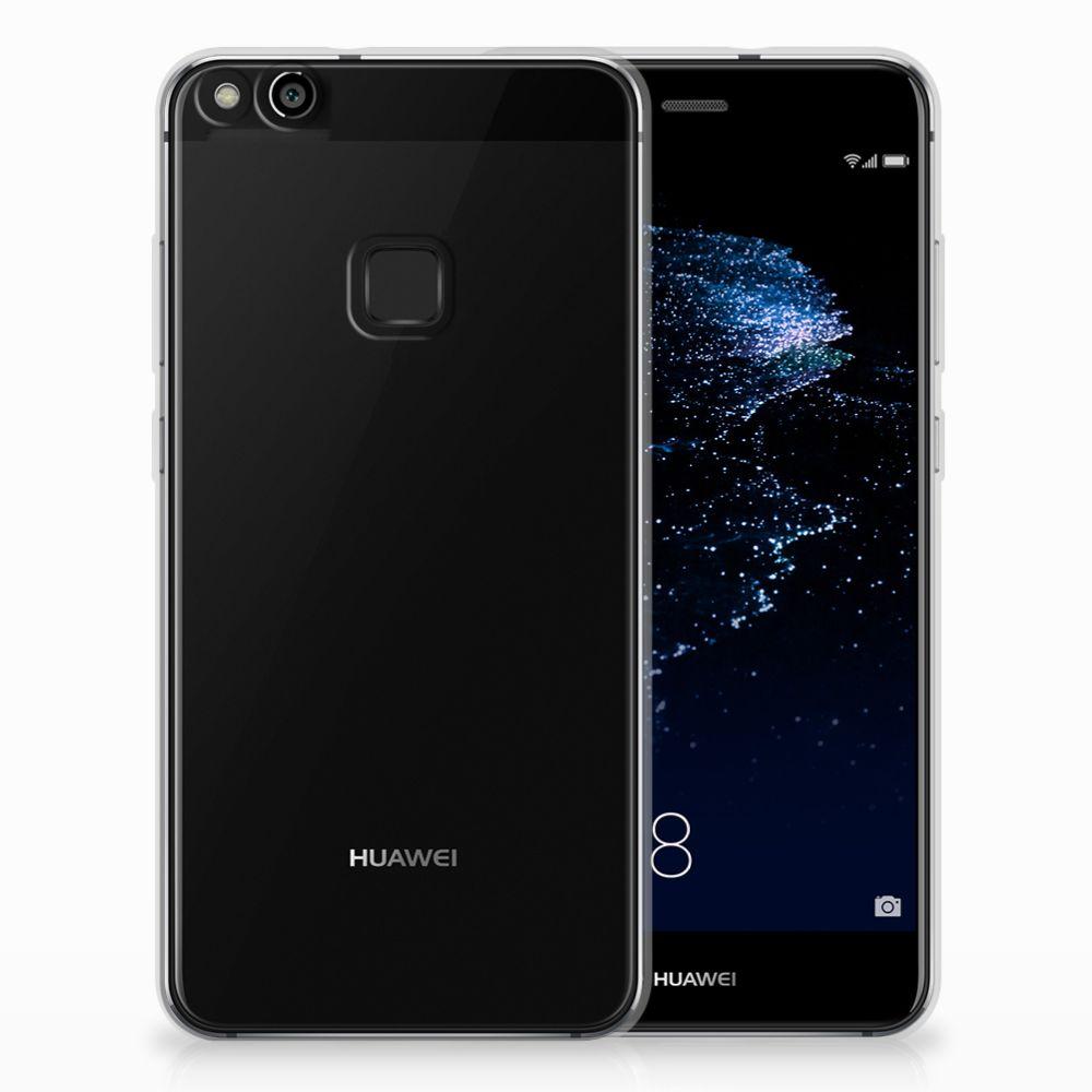 Huawei P10 Lite TPU Hoesje Design Kompas
