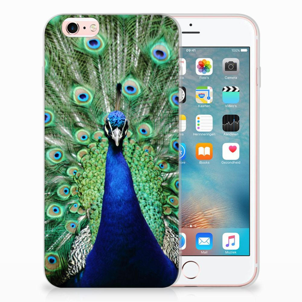 Apple iPhone 6 | 6s TPU Hoesje Design Pauw
