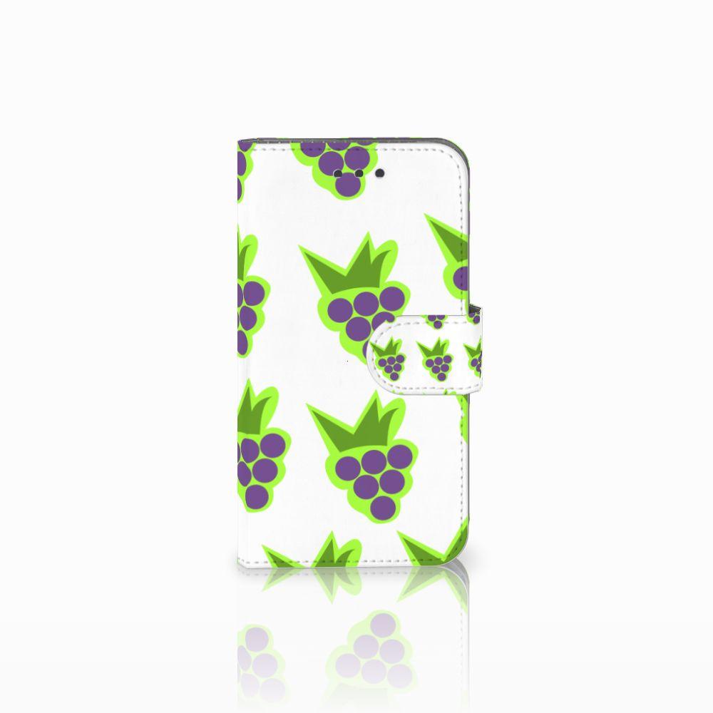 Samsung Galaxy Xcover 3 | Xcover 3 VE Uniek Boekhoesje Druiven