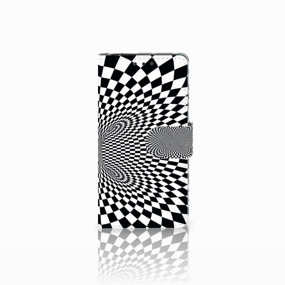 Sony Xperia X Bookcase Illusie