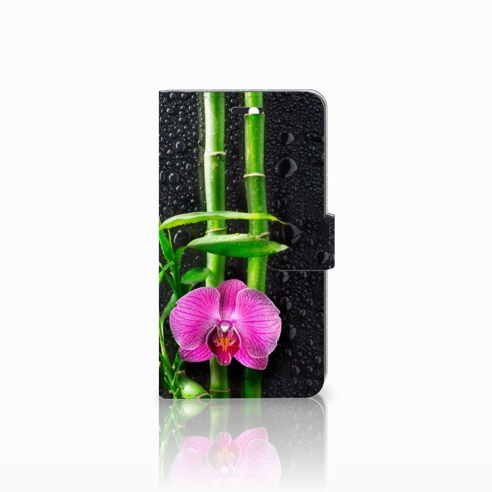 Huawei Y6 II | Honor 5A Boekhoesje Design Orchidee