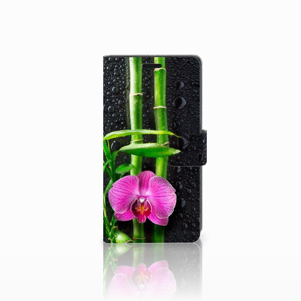 Sony Xperia XZ | Sony Xperia XZs Boekhoesje Design Orchidee