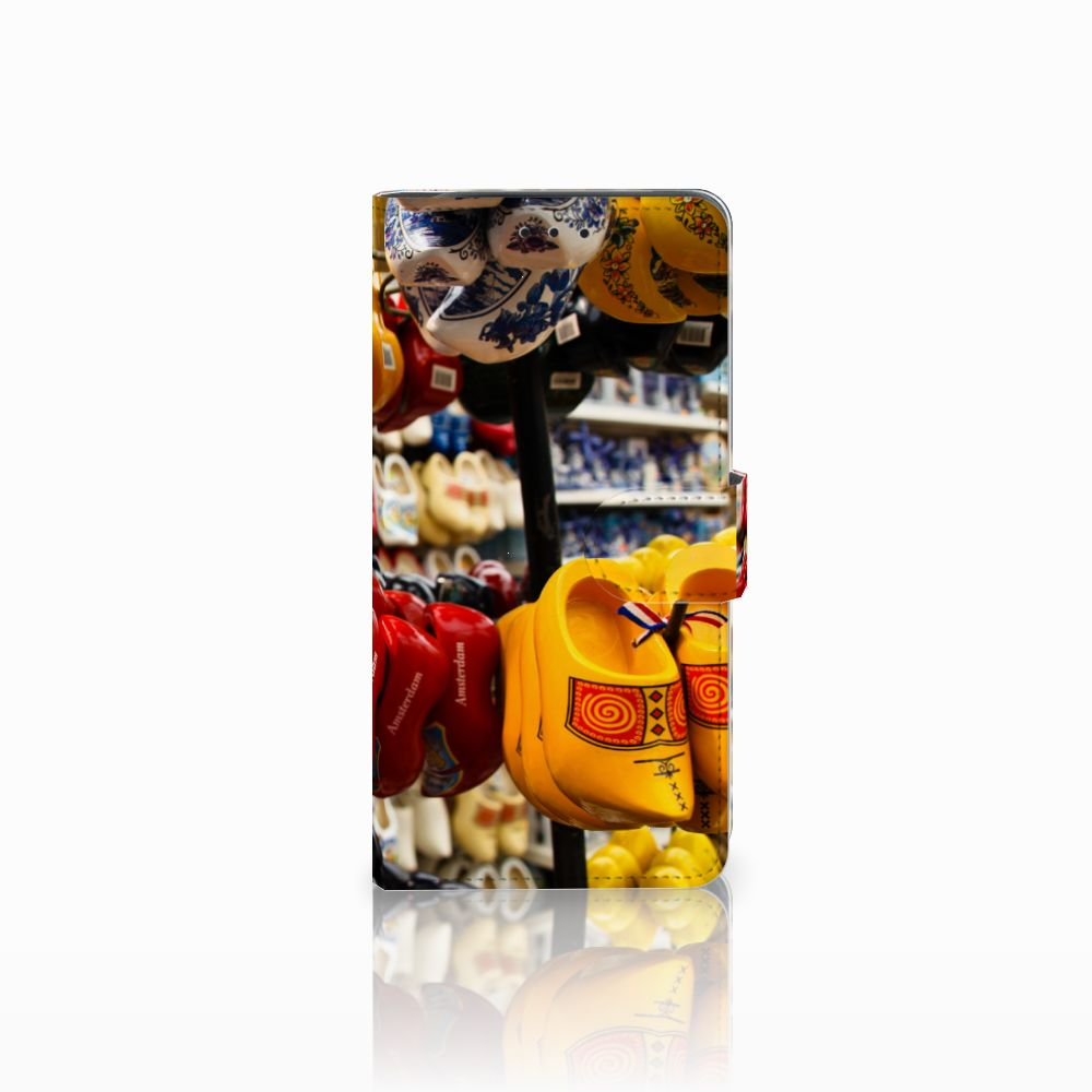 Samsung Galaxy J6 Plus (2018) Flip Cover Klompen