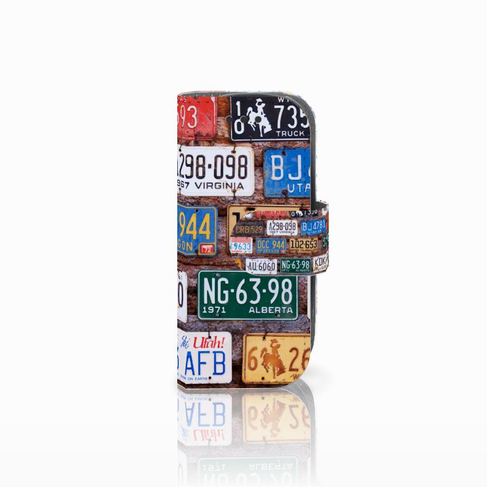 Nokia 3310 (2017) Uniek Boekhoesje Kentekenplaten
