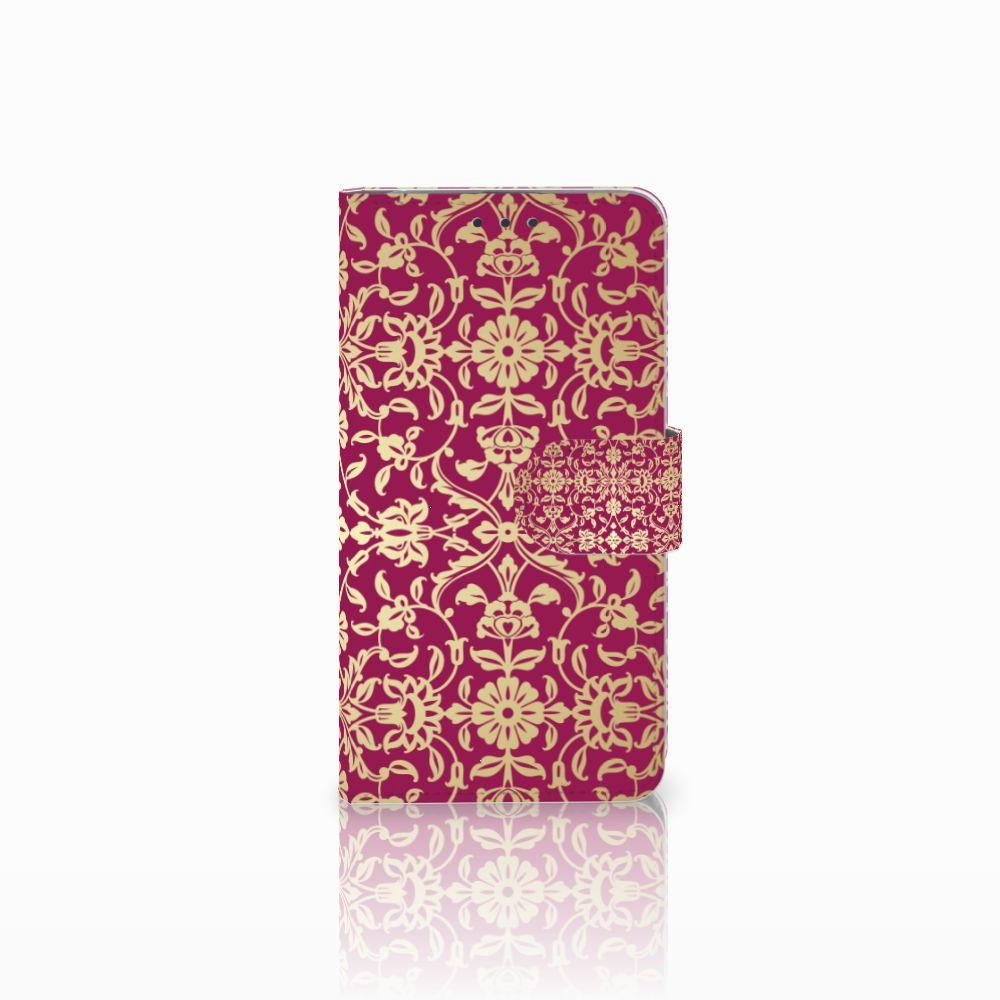 Microsoft Lumia 640 Boekhoesje Design Barok Pink