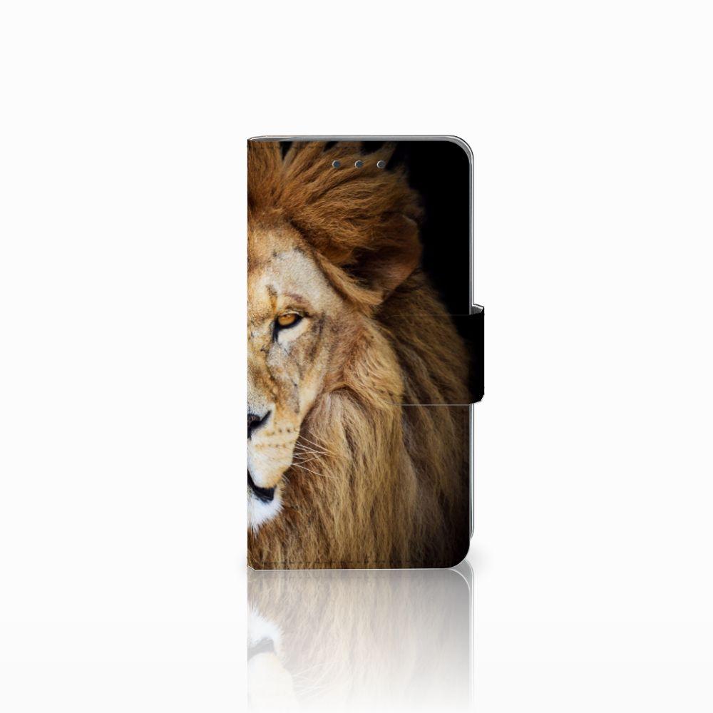 Samsung Galaxy A3 2015 Boekhoesje Design Leeuw