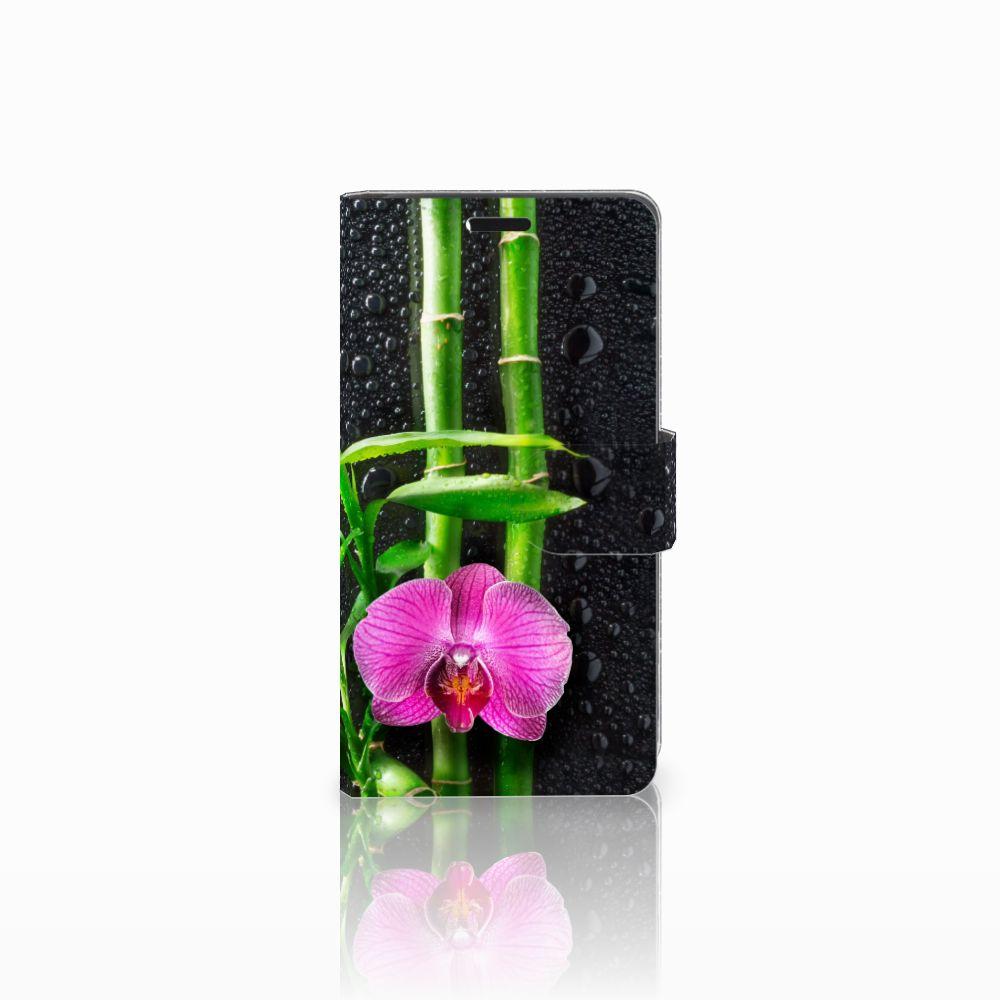 Lenovo C2 Power Boekhoesje Design Orchidee