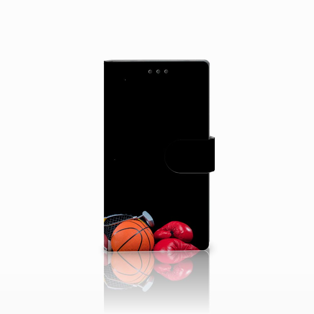 Sony Xperia L2 Boekhoesje Design Sports