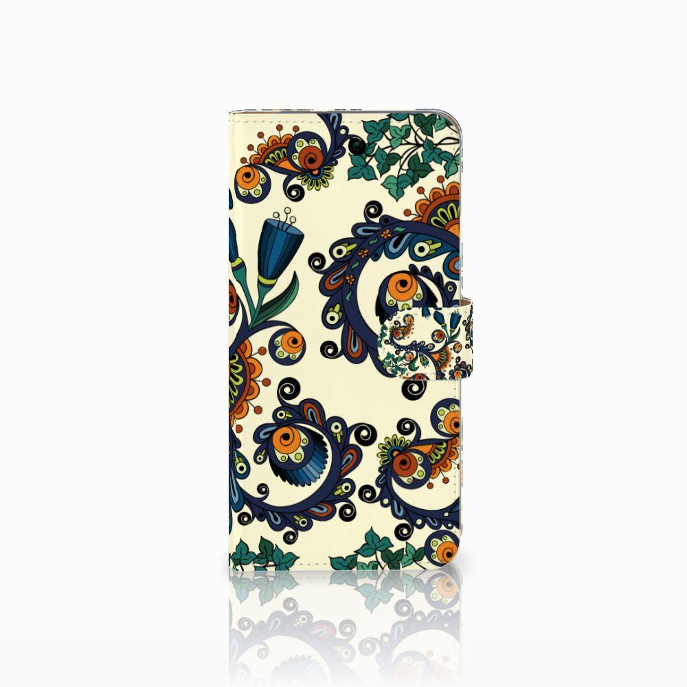 Google Pixel XL Boekhoesje Design Barok Flower