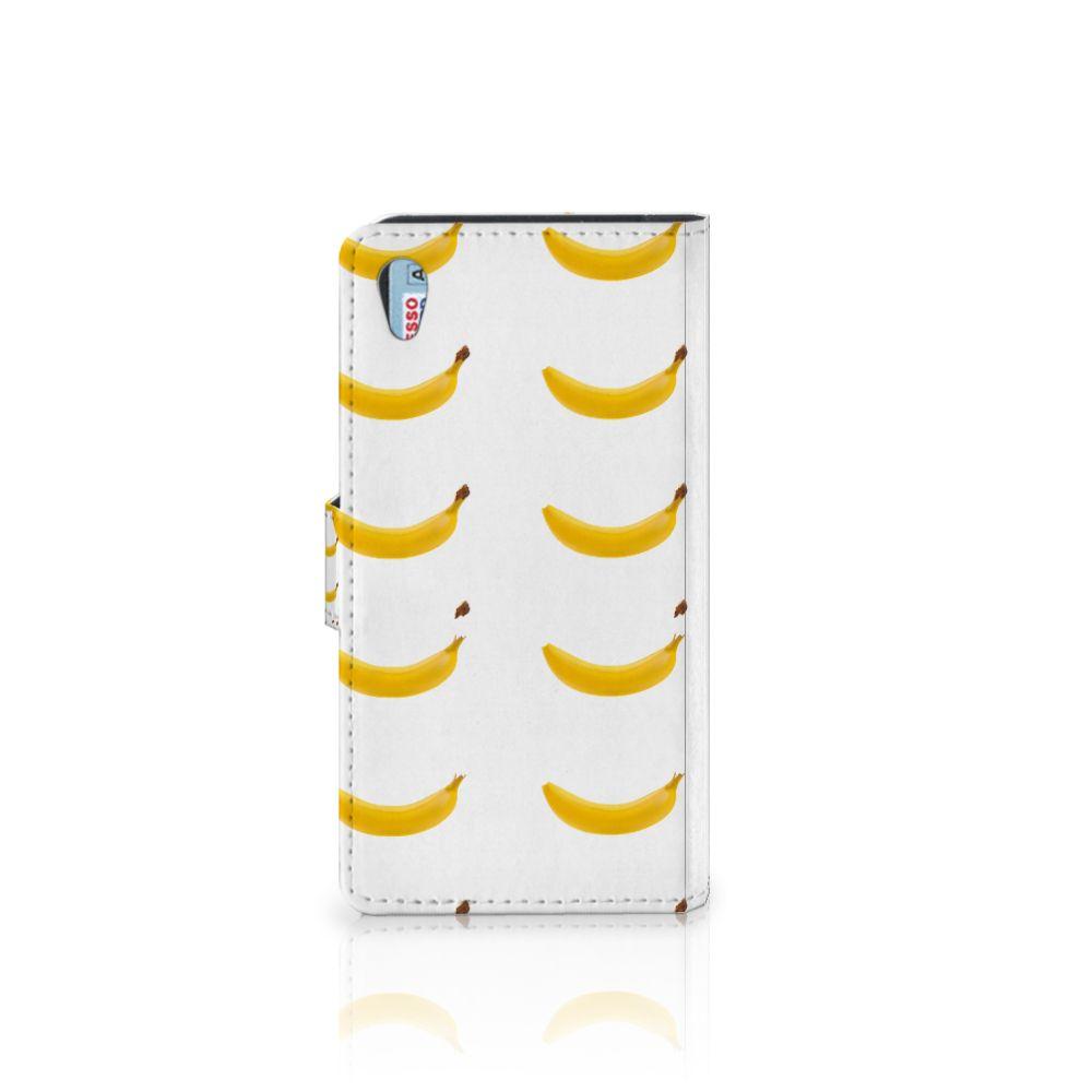 Sony Xperia Z2 Book Cover Banana