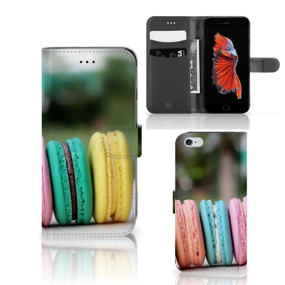 Apple iPhone 6 Plus | 6s Plus Book Cover Macarons