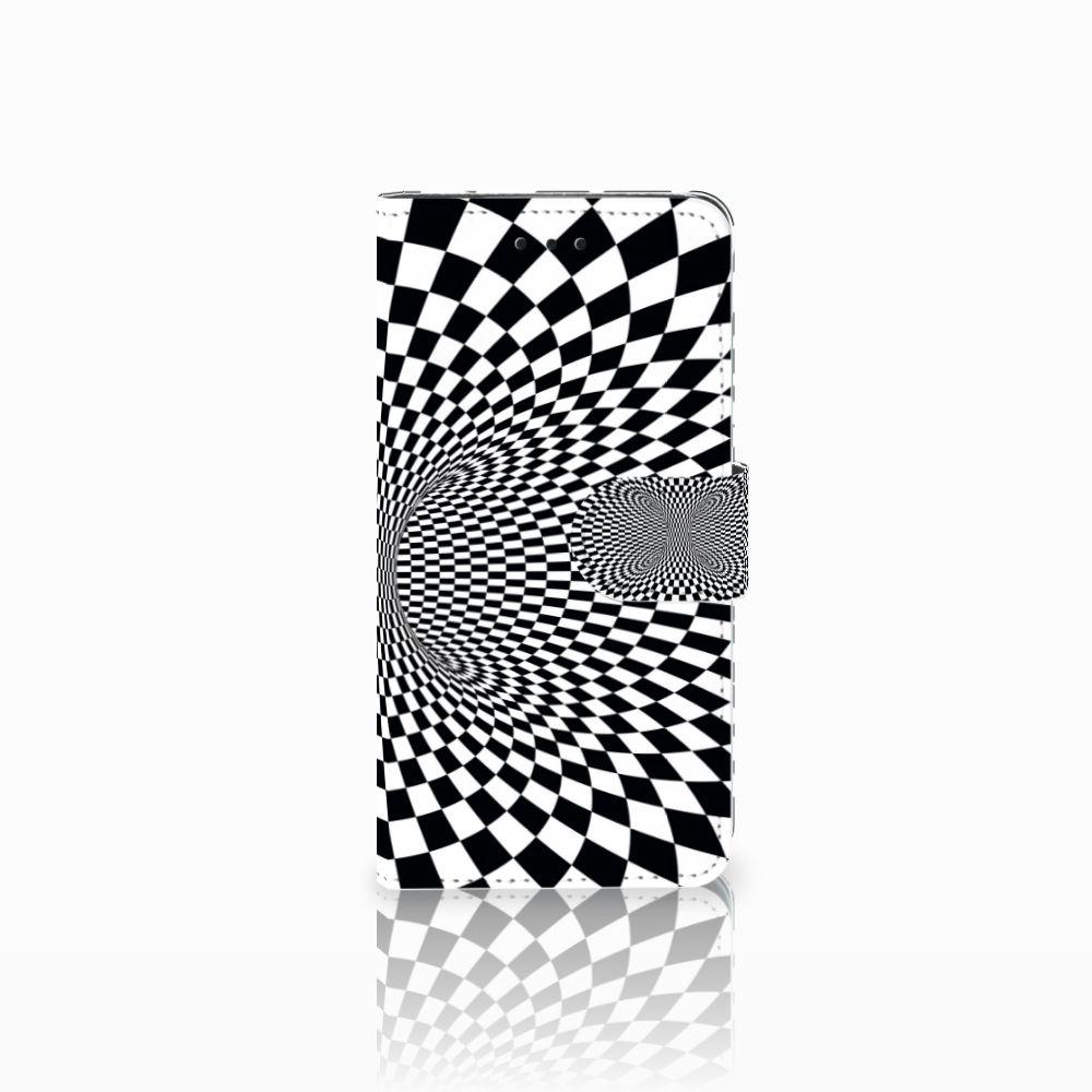 Huawei Y5 2018 Bookcase Illusie