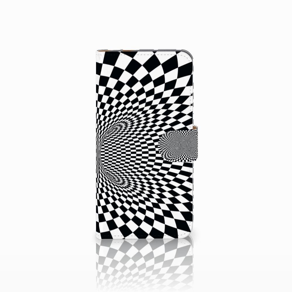 Huawei Nova Plus Boekhoesje Design Illusie