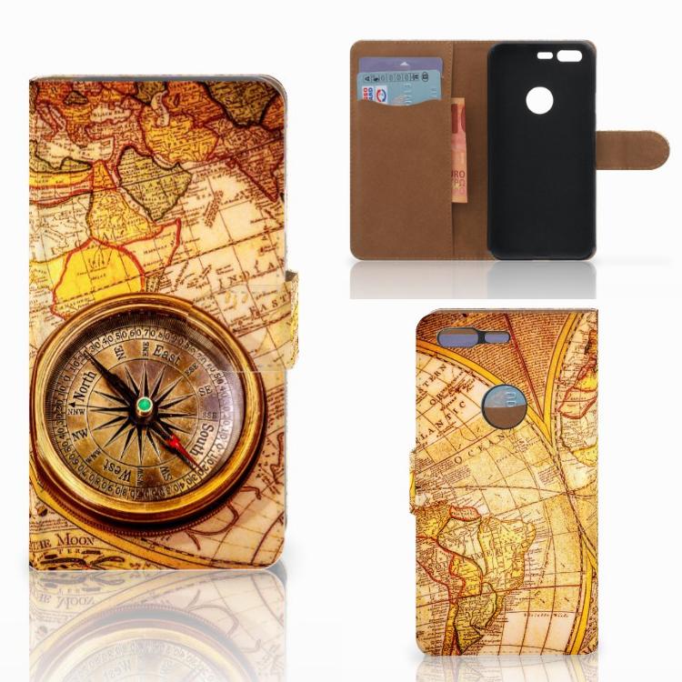 Google Pixel Flip Cover Kompas