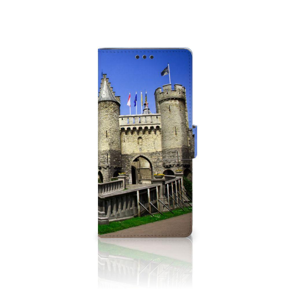 Sony Xperia XA Ultra Flip Cover Kasteel