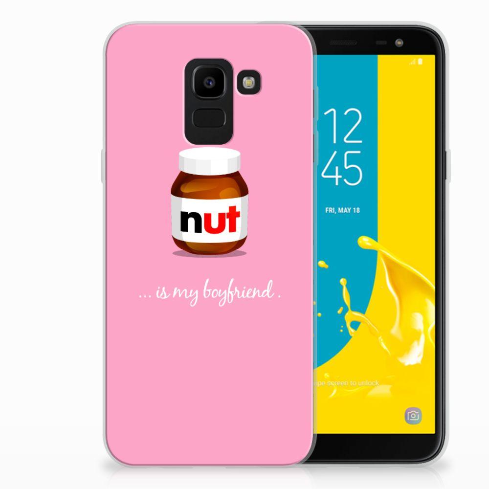 Samsung Galaxy J6 2018 Siliconen Case Nut Boyfriend