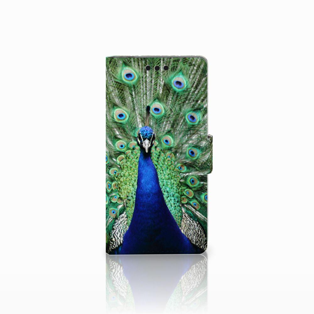 Sony Xperia M4 Aqua Boekhoesje Design Pauw