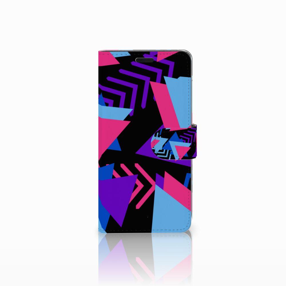 HTC Desire 530 Bookcase Funky Triangle