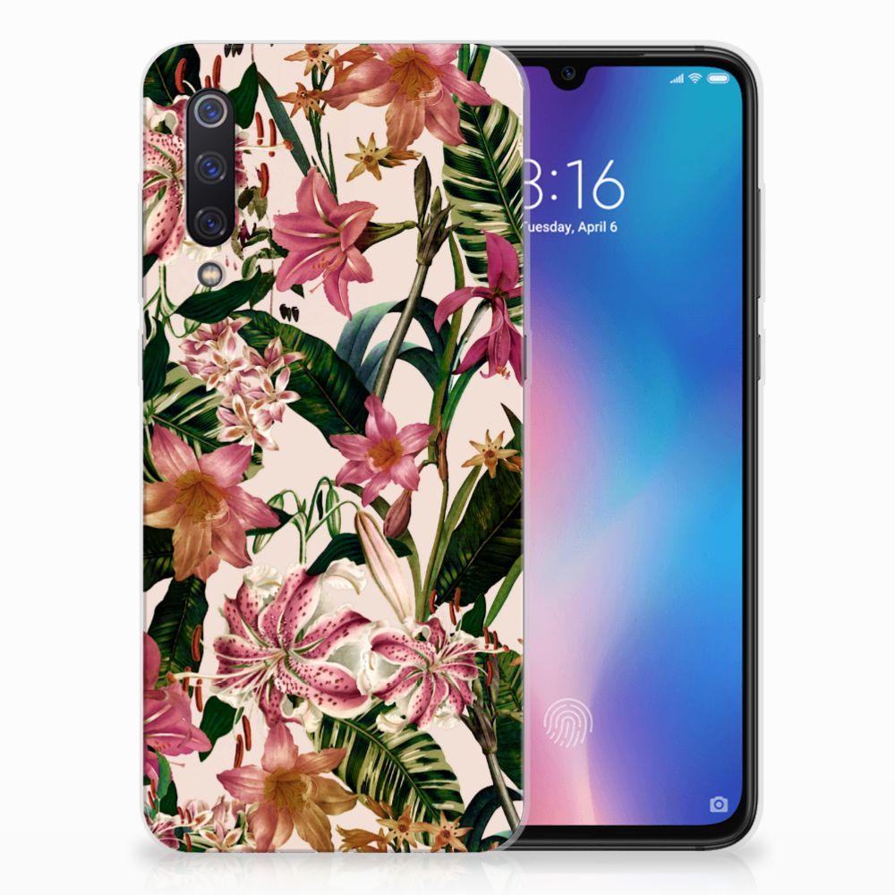 Xiaomi Mi 9 TPU Case Flowers