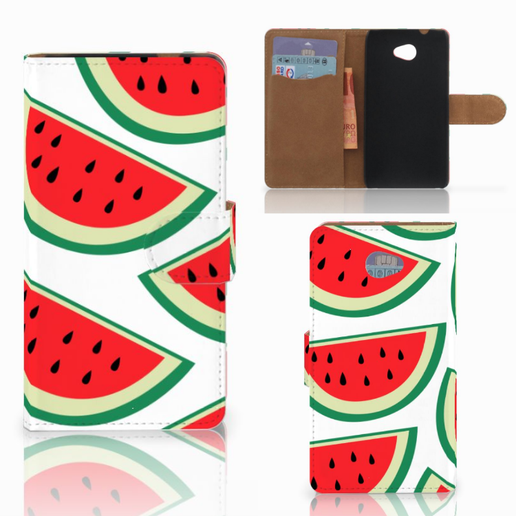HTC Desire 601 Book Cover Watermelons