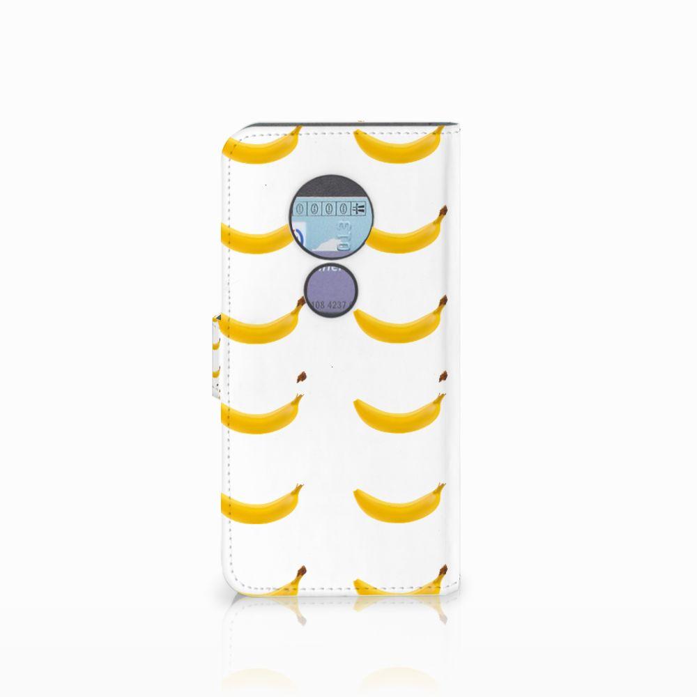 Motorola Moto G6 Play Book Cover Banana