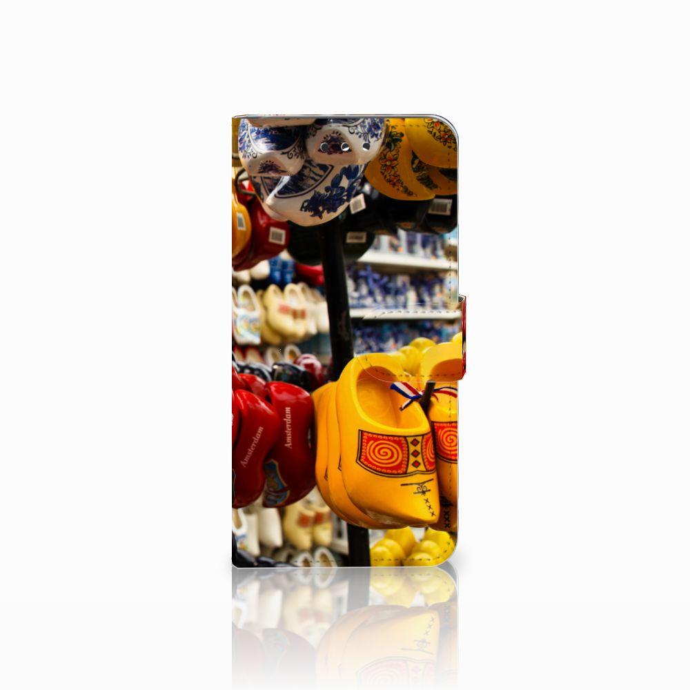 LG G7 Thinq Boekhoesje Design Klompen