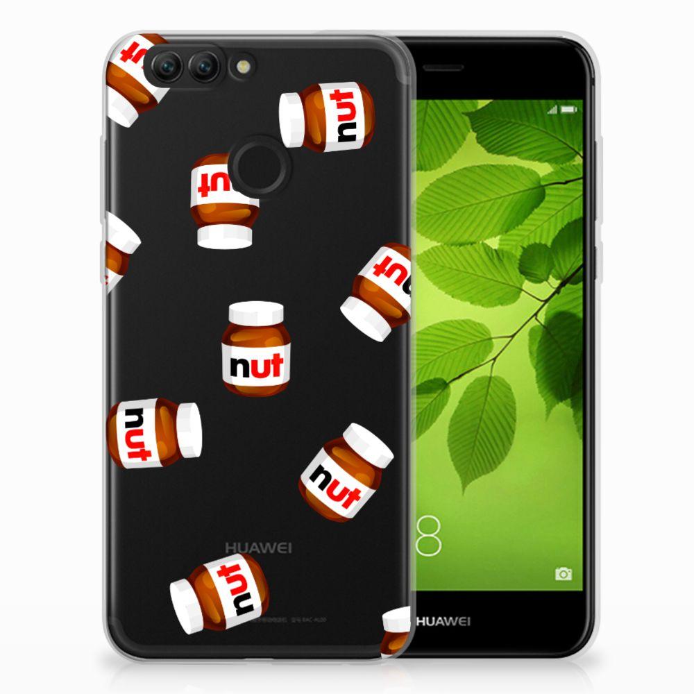 Huawei Nova 2 Siliconen Case Nut Jar