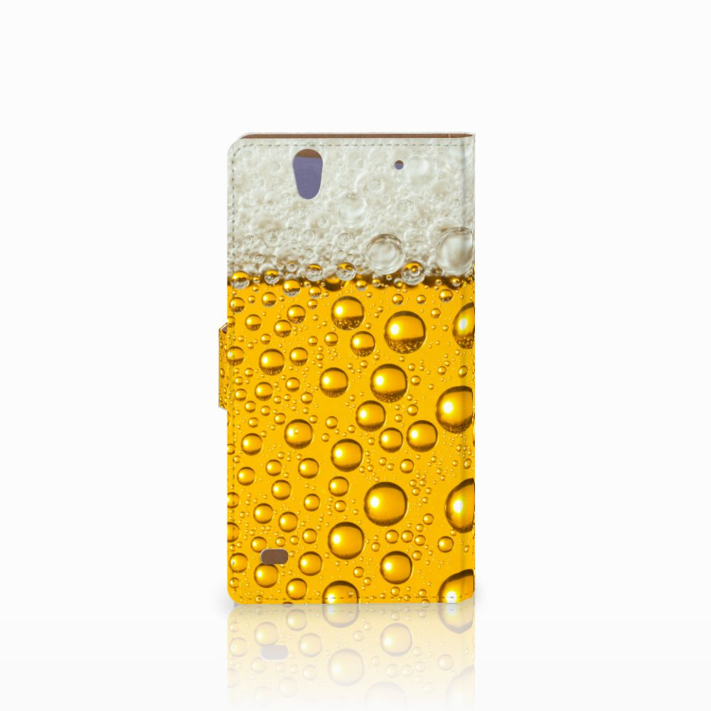 Sony Xperia C4 Book Cover Bier