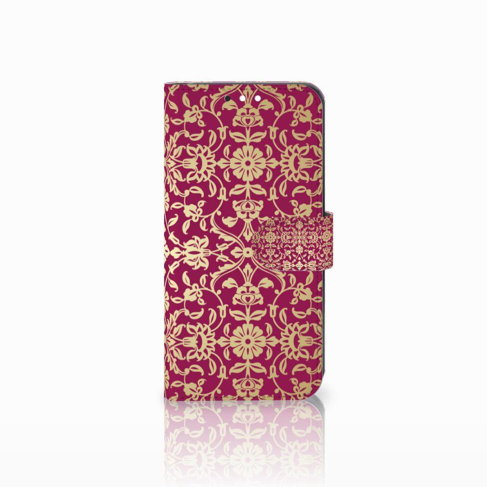 Wallet Case Huawei Mate 10 Lite Barok Pink