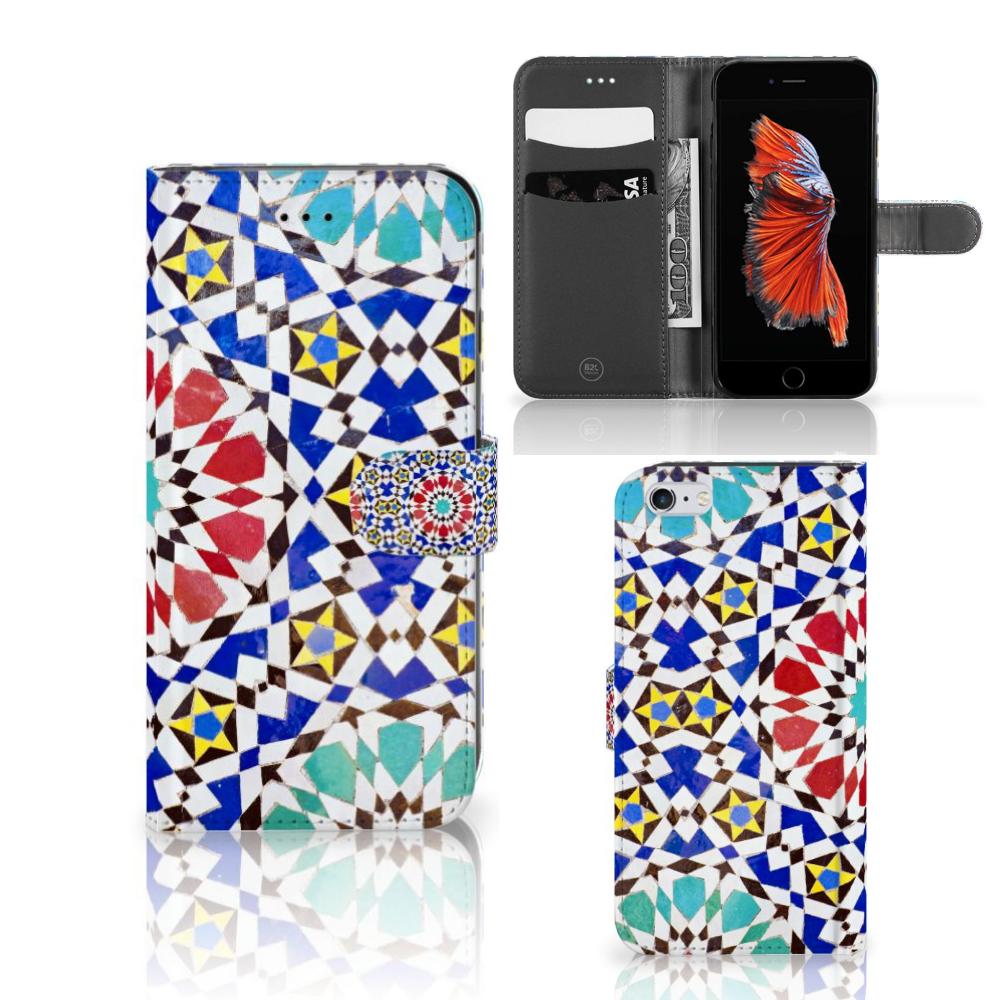 Apple iPhone 6 Plus | 6s Plus Bookcase Mozaïek