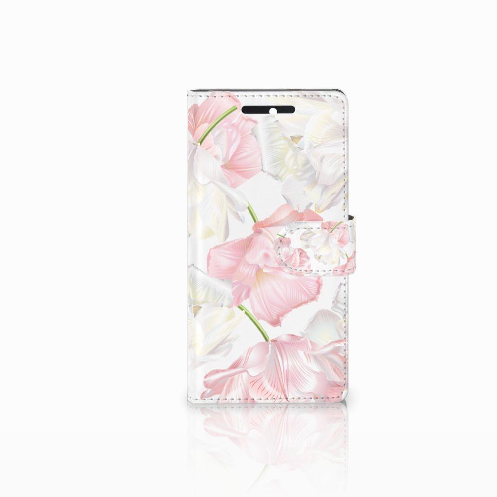 HTC Desire 628 Boekhoesje Design Lovely Flowers