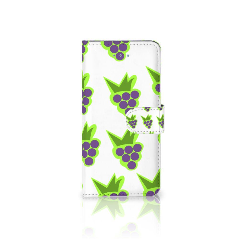 Honor 4A | Y6 Uniek Boekhoesje Druiven