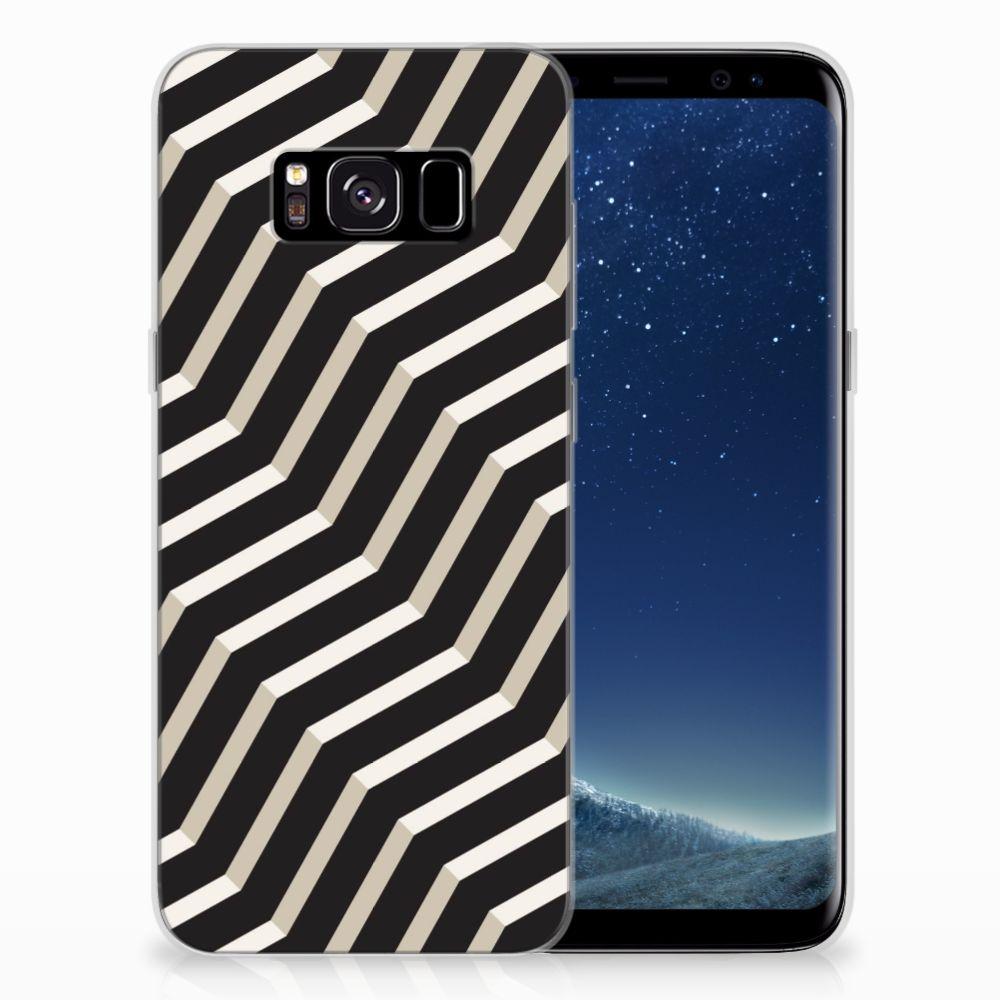 Samsung Galaxy S8 TPU Hoesje Illusion