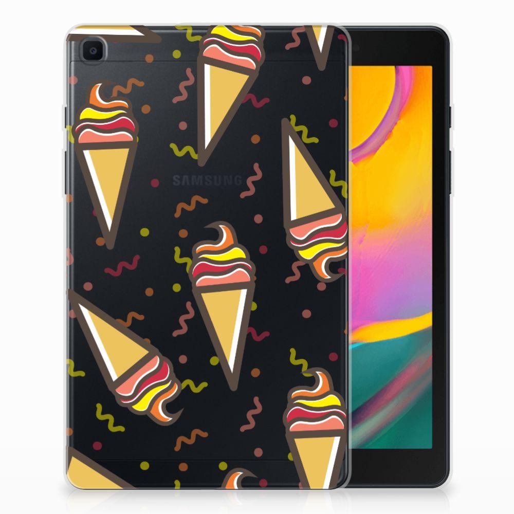 Samsung Galaxy Tab A 8.0 (2019) Tablet Cover Icecream