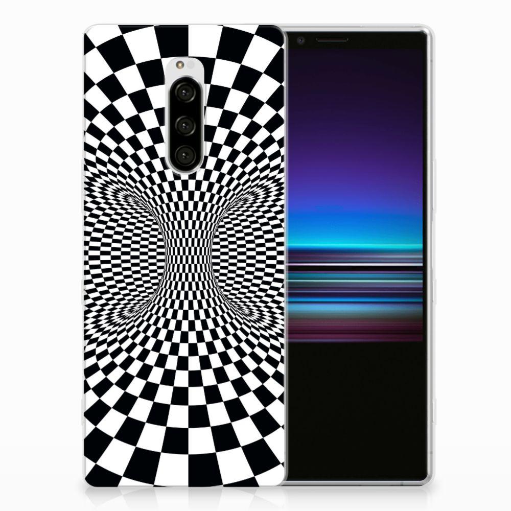 Sony Xperia 1 TPU Hoesje Illusie