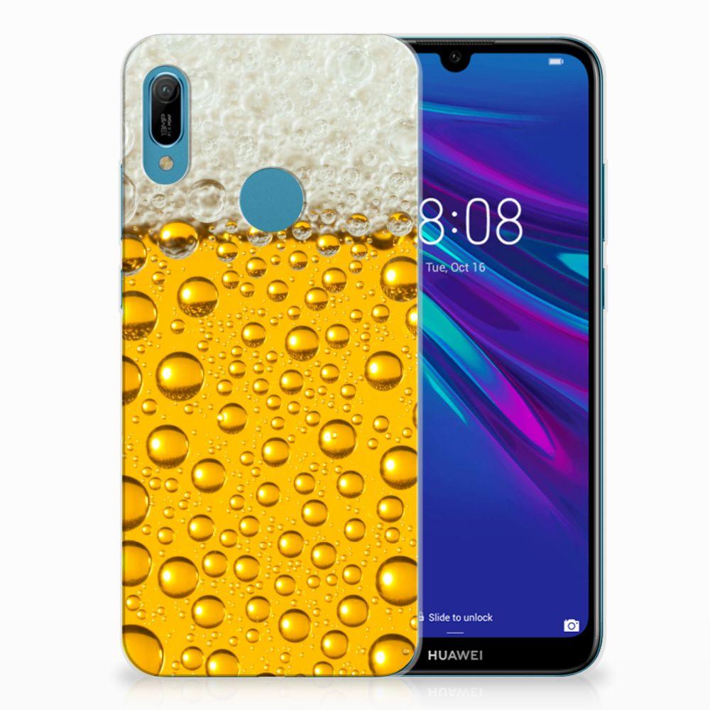 Huawei Y6 2019 | Y6 Pro 2019 Siliconen Case Bier