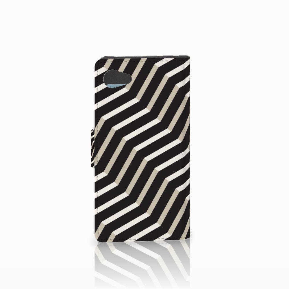 Sony Xperia Z5 Compact Bookcase Illusion