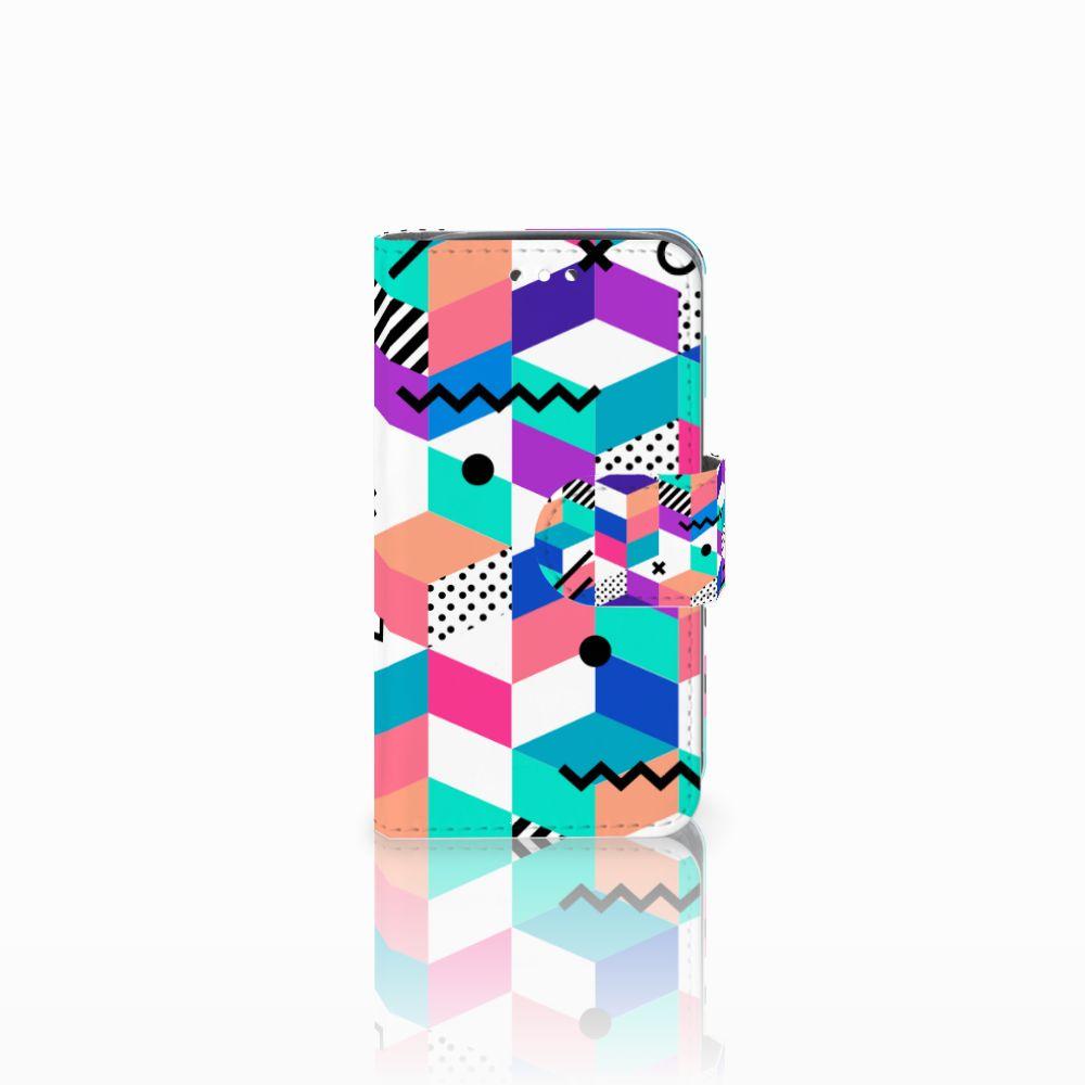 Huawei Y360 Bookcase Blokken Kleurrijk