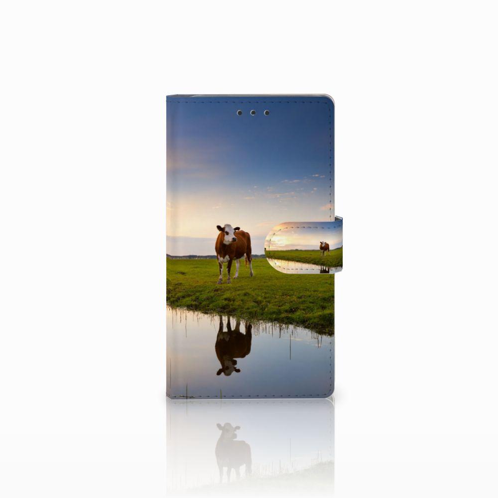 Samsung Galaxy Note 3 Boekhoesje Design Koe