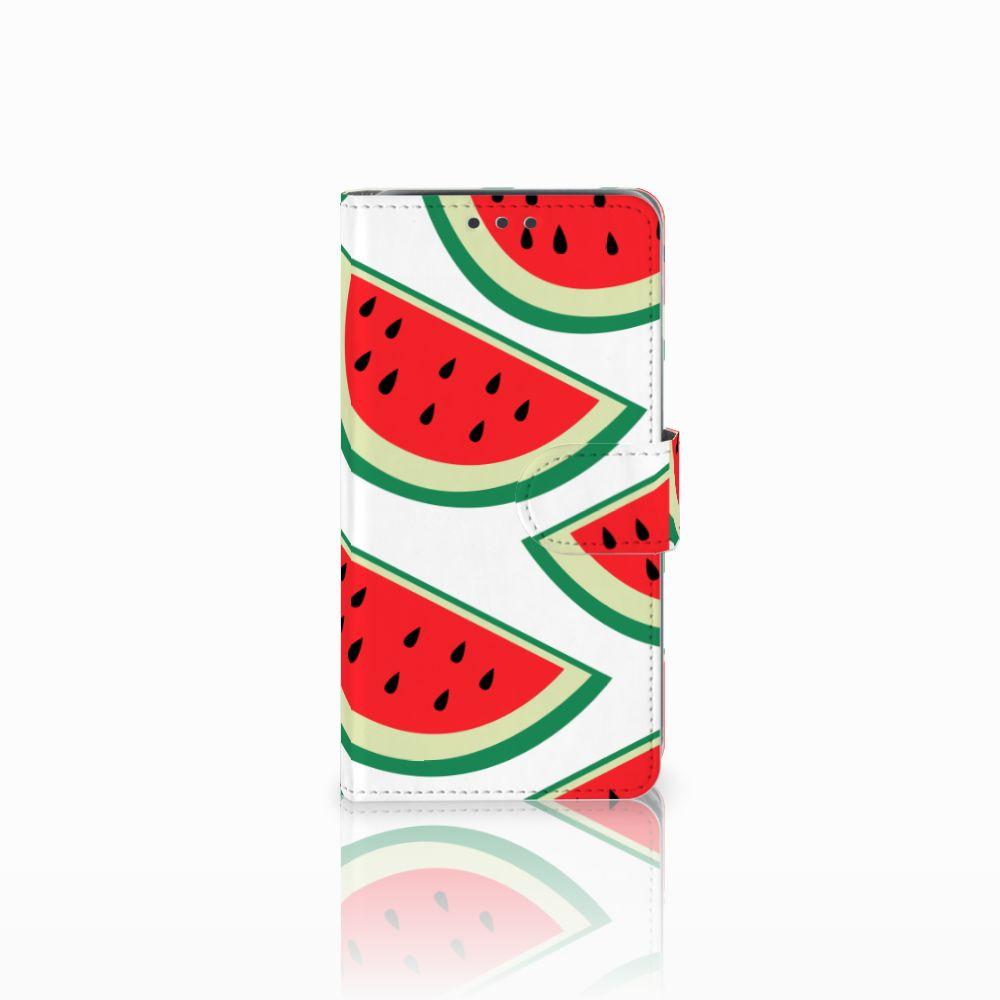 Samsung Galaxy J5 (2015) Uniek Boekhoesje Watermelons