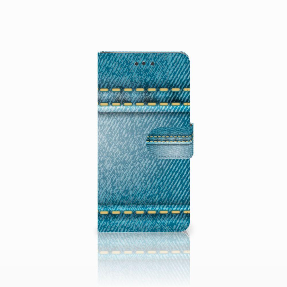 HTC U Play Boekhoesje Design Jeans