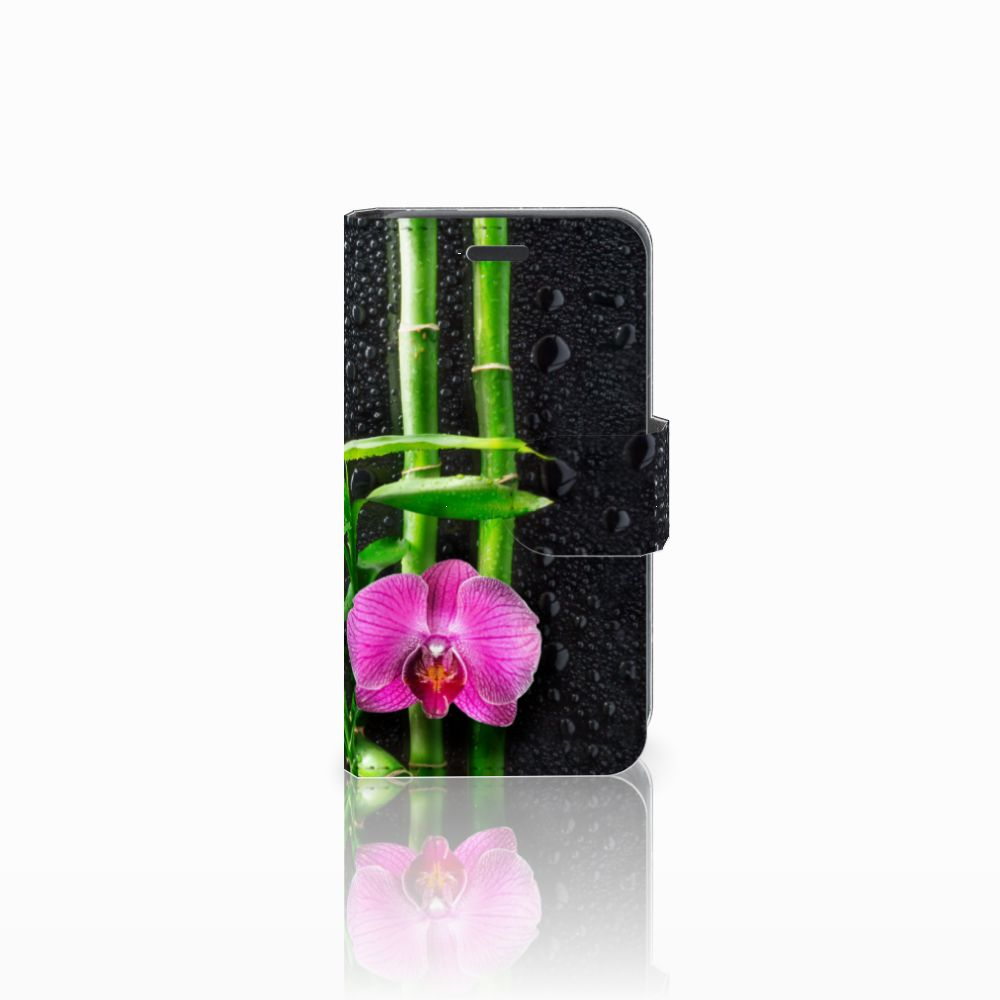Nokia Lumia 520 Boekhoesje Design Orchidee