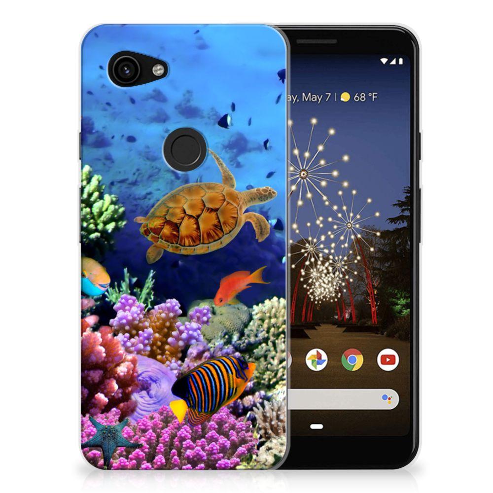Google Pixel 3A TPU Hoesje Vissen