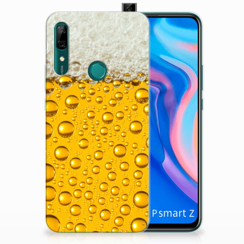 Huawei P Smart Z Siliconen Case Bier