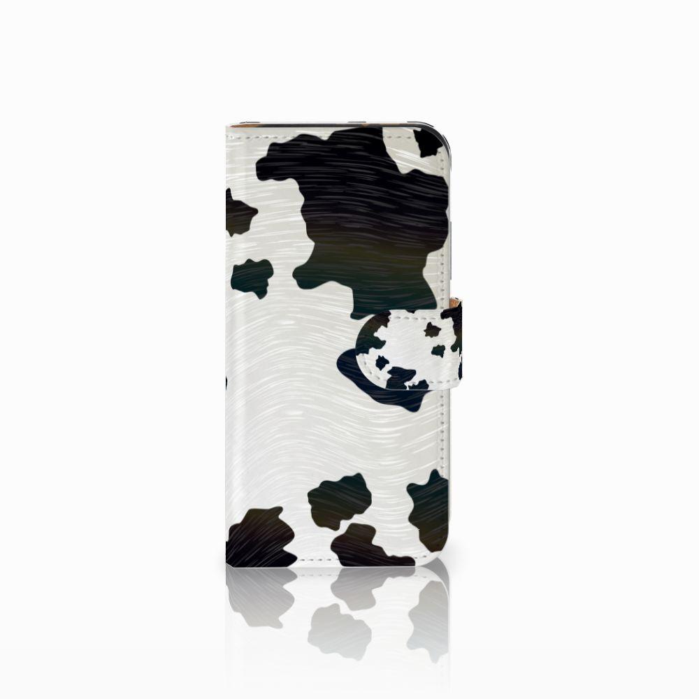 HTC One Mini 2 Boekhoesje Design Koeienvlekken