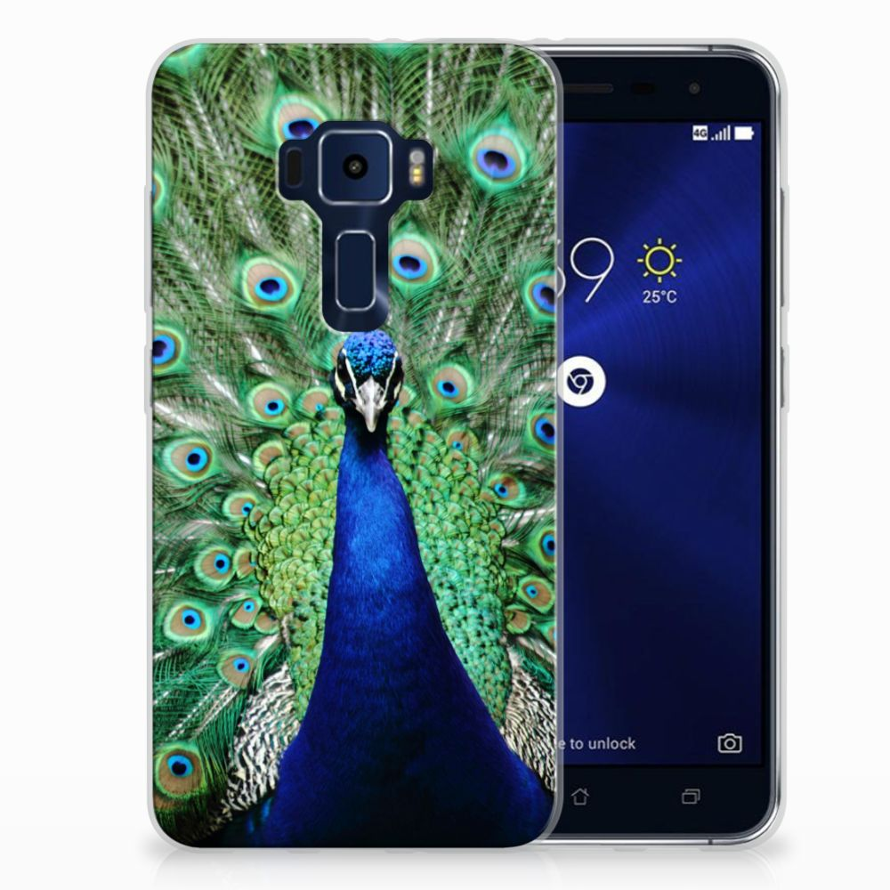 ASUS Zenfone 3 TPU Hoesje Design Pauw