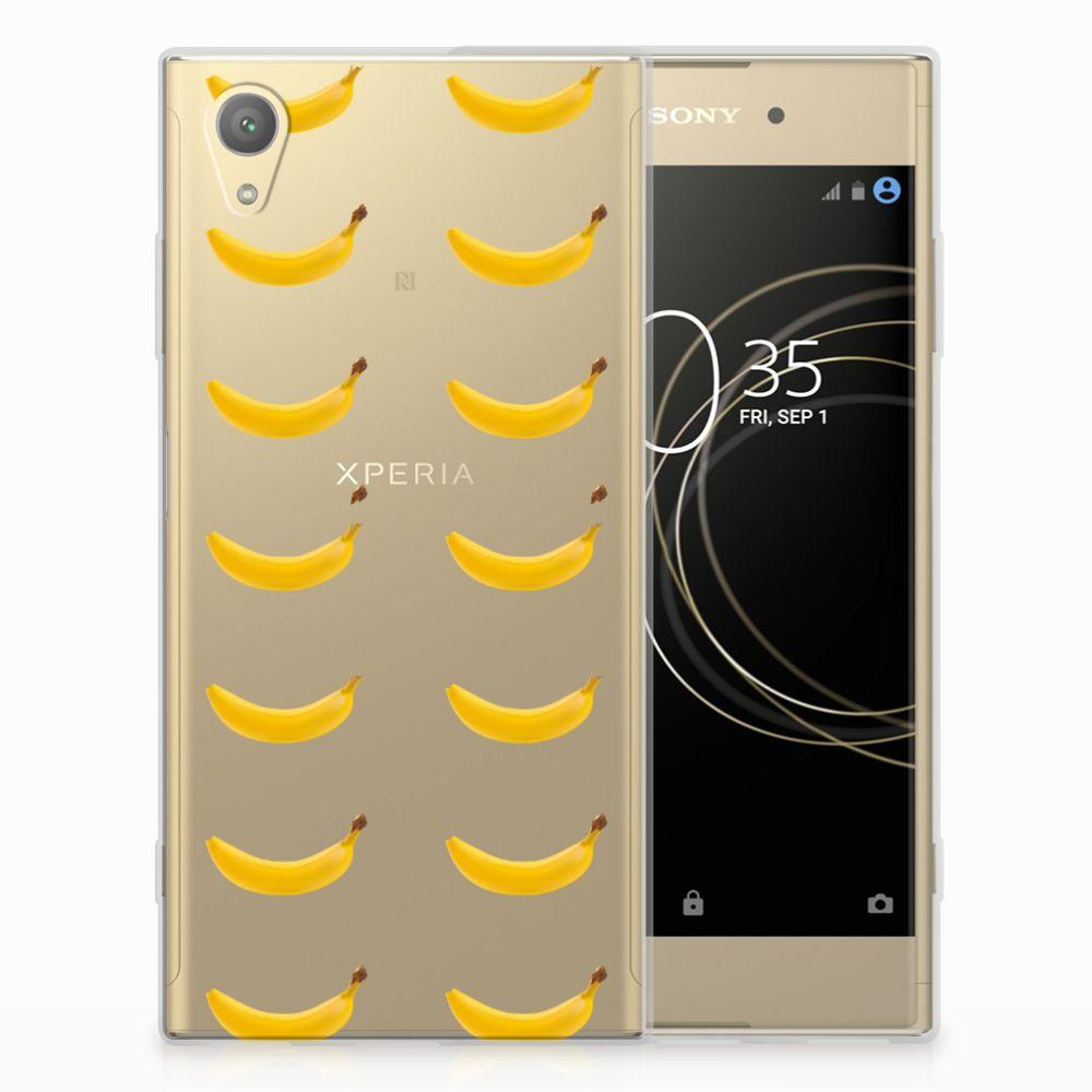 Sony Xperia XA1 Plus Siliconen Case Banana