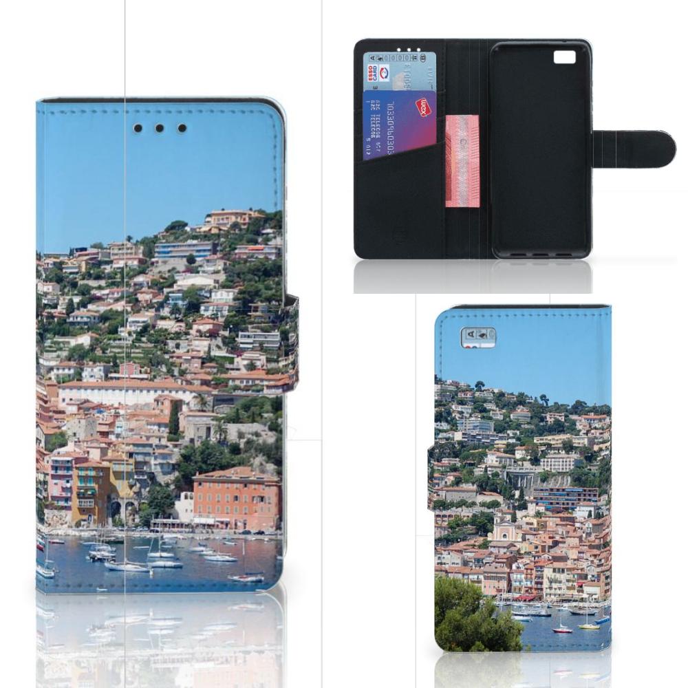 Huawei Ascend P8 Lite Flip Cover Zuid-Frankrijk
